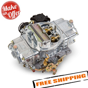 Holley 0 80670 670 Cfm Street Avenger Carburetor