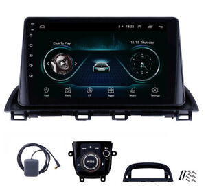 For Mazda 3 Axela Car Stereo Radio Android 8 1 2din Quad Core 2g 32g Mirror Link