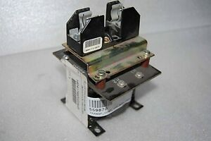 General Electric 218a4483p23 35202016 Transformer Buss Fuse Holder H25030 1s