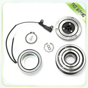 Ac Compressor Clutch Pulley Bearing Assembly Kit For Mini Cooper Engines 2002 08