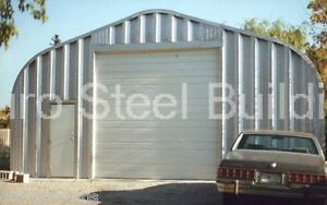 Durospan Steel 30x35x15 Metal Shed Diy Home Garage Building Kits Factory Direct
