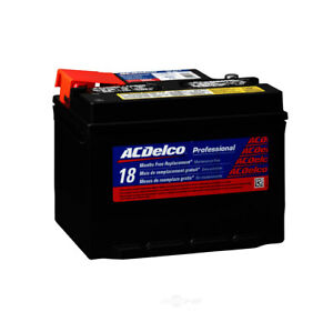 Battery Red Acdelco Pro 96rp