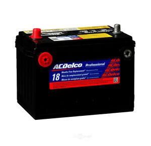 Battery Red Dual Terminal Acdelco Pro 78dtp