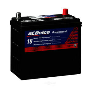Battery Red Acdelco Pro 51p