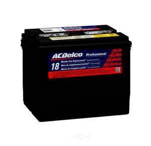Battery Red Acdelco Pro 75p