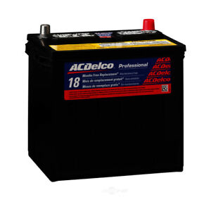Battery Red Acdelco Pro 25p