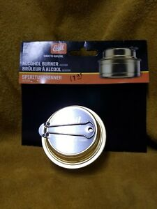 Alcohol Burner Survival Stove Esbit