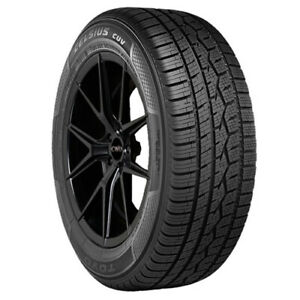 2 p255 55r18 Toyo Celsius Cuv 109v Xl 4 Ply Bsw Tires