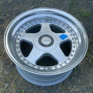 Oz Futura Single Wheel 17x9 2mm Offset