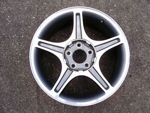 1999 Ford Mustang Gt 17 Inch Wheel Rim Alloy 35th Anniversary Oem