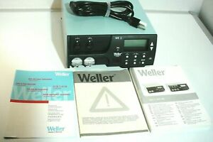 Weller Wr2 Dual Channel Digital Self contained Rework Desoldering Station