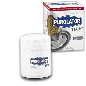 Purolator Tech Engine Oil Filter For 2015 2018 Ford Transit 150 Long Life Wi