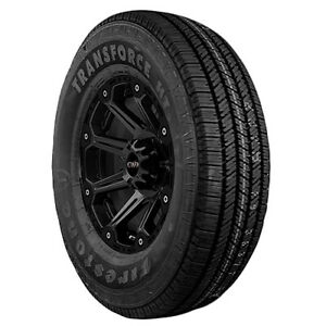 4 lt245 70r17 Firestone Transforce Ht2 119 116r E 10 Ply Bsw Tires