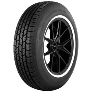 2 P235 75r15 Cooper Trendsetter Se 105s Whitewall Tires