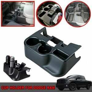 Car Center Console Drink Cup Holder For Dodge Ram 1500 2500 3500 2003 2012 Rs