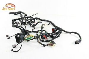 Jeep Grand Cherokee Headlamp To Dash Dashboard Wire Wiring Harness Oem 2015