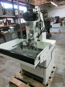 Sunnen Mbb 1660 Honing Machine Only Very Nice