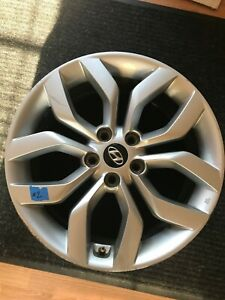 Hyundai Veloster 2012 2013 2014 2015 18 Factory Oem Wheel Rim Free Ship