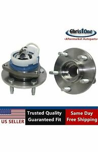 Two Front Wheel Bearings For Pontiac Grand Prix Buick Regal Impala Monte Carlo