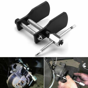 Auto Disc Brake Pad Installation Caliper Piston Compressor Press Spreader Tool