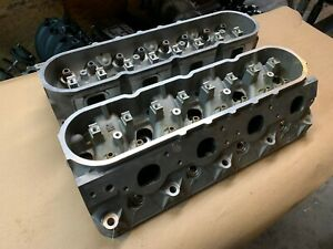 Chevrolet Camaro Corvette 8452 7 0 Ls7 Engine Cylinder Heads For Parts 12578449