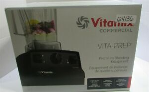 Vitamix 62827 Vita prep 2 3 Hp Blender With 64 Oz Container Black Powerful