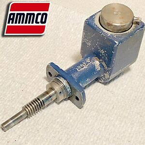 Ammco 9815 Crossfeed Gearbox Right Angle Drive For 4000 4100 7500 Brake Lathes