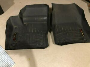 Ford Focus Floor Mats Front 2012 2013 2014 2015 2016 2017 2018 Weather Tech