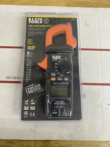 Klein Tools Cl700 6000a Ac Auto ranging Digital Clamp Meter Sealed