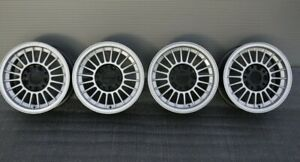 Bmw alpina Rims Bmw E3 e9 Etc 6 X 14 Lk 5 X 120 Top Condition