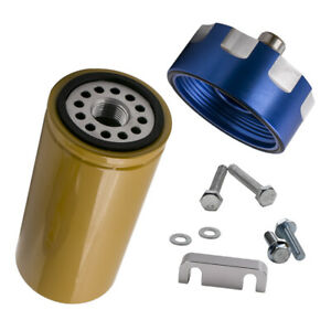 Fuel Filter Kit Adapter For Chevrolet Gm Duramax Gmc 6 6l 2001 2016 Brand Newest