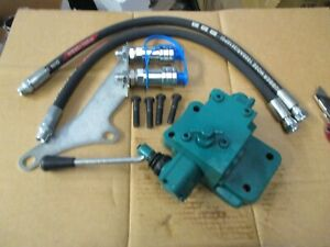 Ford Remote Hydraulic Valve Kit New Aftermarket 1955 To 1985 600 800 900 More