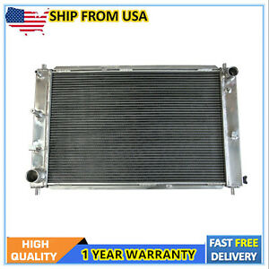 3row All Aluminum Radiator For 1997 2004 Ford Mustang 4 6l V8 Mt