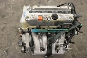 2002 04 Acura Rsx Type S K20a2 2 0l Oem Complete Engine Longblock 251k 4442