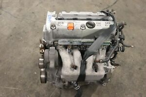2005 06 Acura Rsx Type S K20z1 2 0l Oem Complete Engine Longblock Dc5 4443