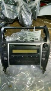 Oem Radio For Camry Am fm cd Tested Gd