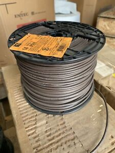 General Cable 1 Cond 14 Ga Machine Tool Wire 500 2 Pk brown New Free Shipping