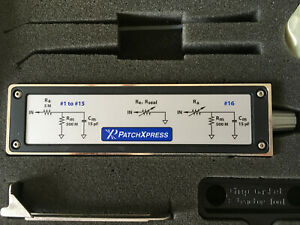 Axon Patchxpress 7000a Parts And Accessories Mc px Model Cell 87804 And 87805
