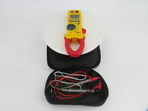 Sperry Dsa600trms 12 Function True Rms Digital Clamp Meter With Soft Case