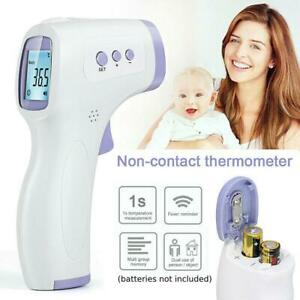Infrared Thermometer Forehead Non contact Touch Digital Baby Adult Ce Certify