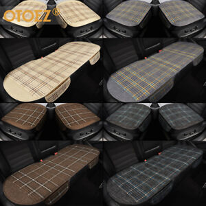 Universal Breathable Car Seat Cover Pad Cushion Protector Buckwheat Hull Filled