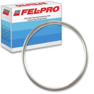Fel Pro Exhaust Pipe Flange Gasket For 2002 2006 Chevrolet Avalanche 2500 Vc