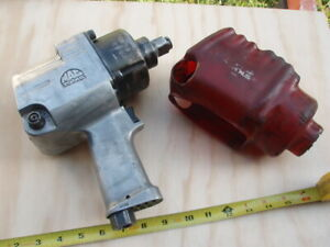 Mac Tools 3 4 Drive Impact Wrench Aw262 Very Good Condition