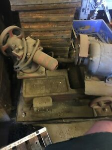 Valve Grinding Machine With Tooling