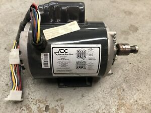American Dryer 887150 Sl31 Dryer 4pole Motor W sheave 60hz Replaces 884288