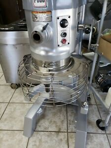 Hobart 60 Quart P660 Mixer Heavy Duty For Dough 2 5 H p