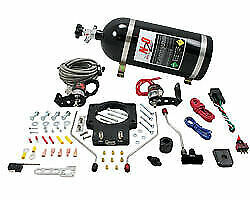 98 02 Camaro Firebird Ls1 Nitrous Outlet 92mm Fast Plate System No Bottle More