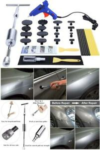 Car Dent Puller Kit Paintless Dent Repair Remover Pro Slide Hammer Tools 16pcs