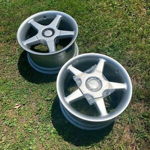 Oz Racing Monte Carlo 17x9 5 Wheels Set Of Two