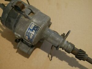 Chevrolet 216 235 6 Cylinder Mallory Yc 180 W Dual Point Distributor